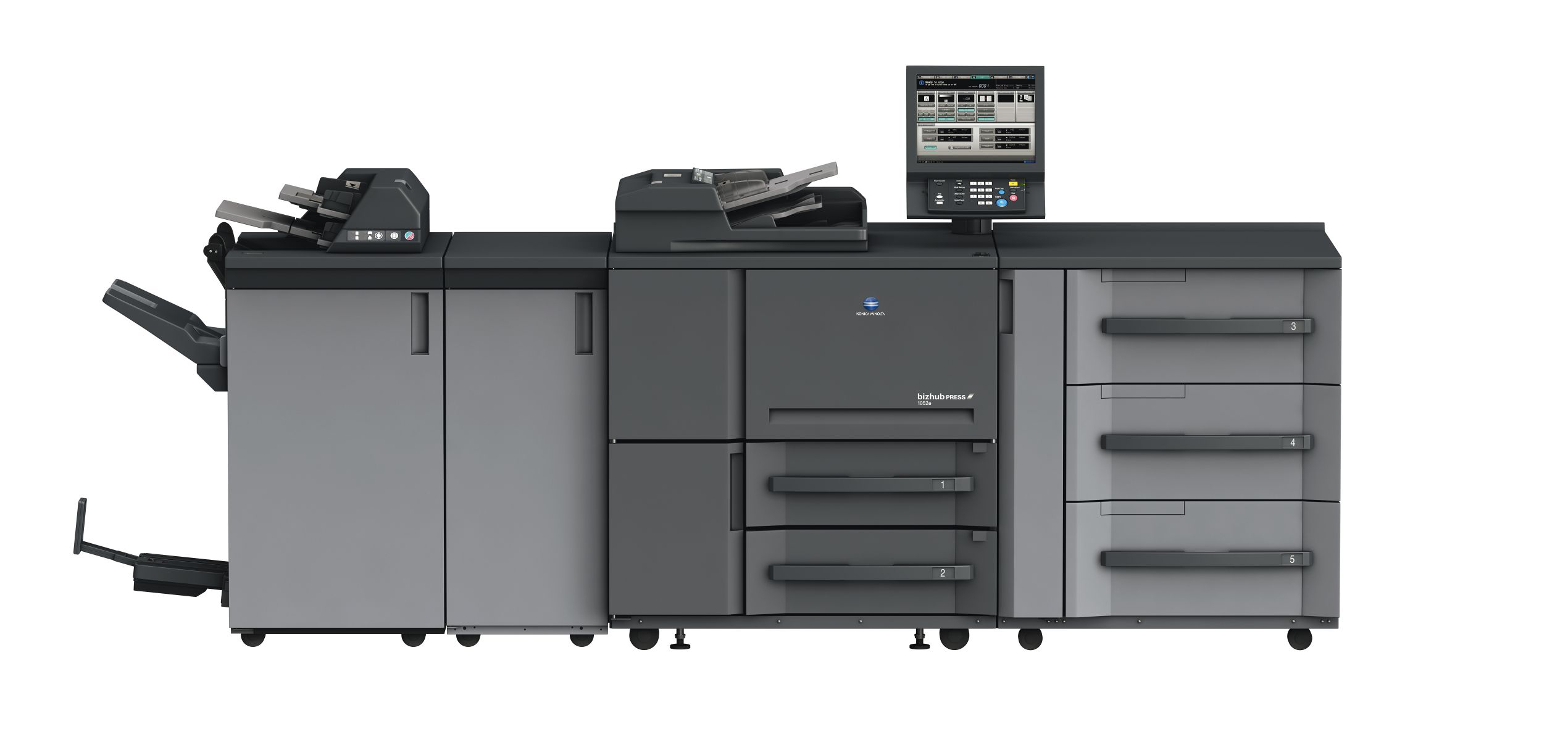 Konica Minolta bizhub PRESS 1052